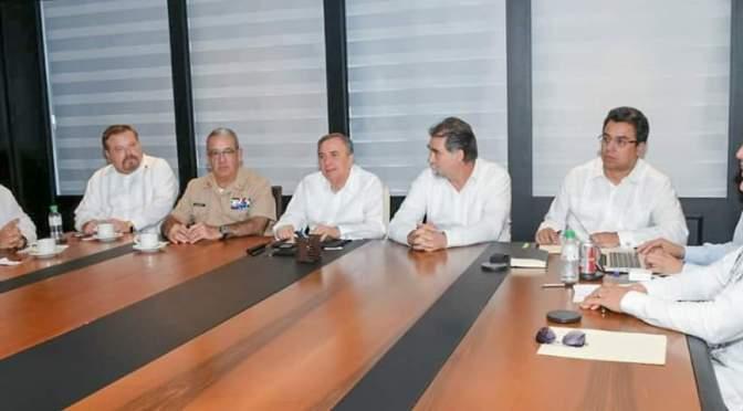 Acuerda Grupo de Coordinación de Seguridad fortalecer acciones de prevención y vigilancia en Campeche