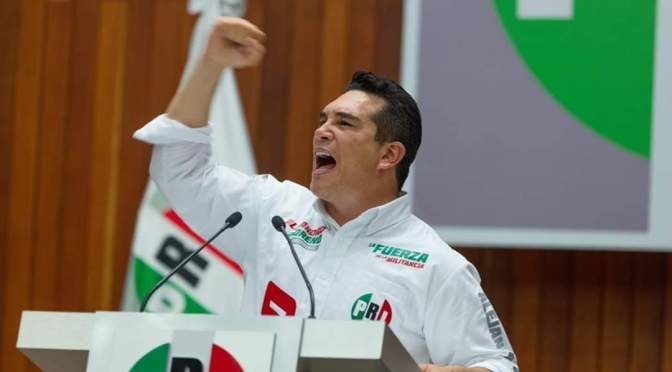 México merece y necesita un mejor PRI: Alejandro Moreno Cárdenas
