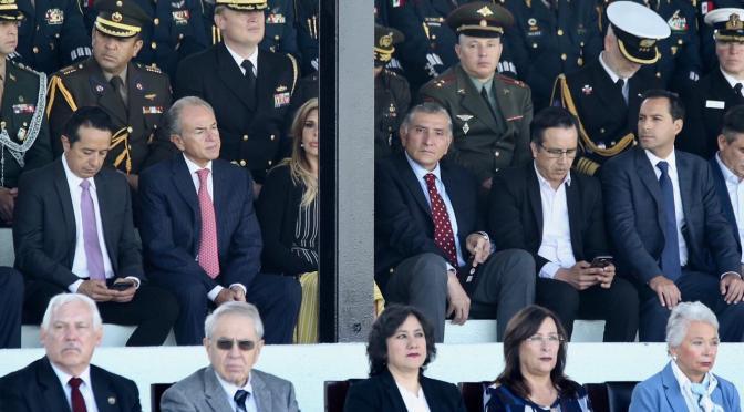 Respalda Adán Augusto despliegue de la Guardia Nacional