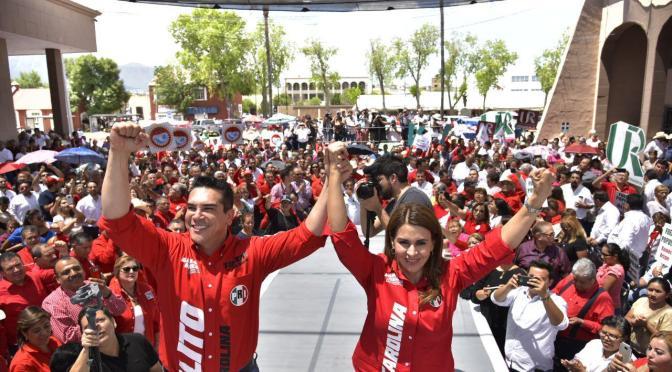 Cuna de grandes hombres de la Revolución Mexicana, Coahuila será baluarte del resurgimiento del PRI: Alejandro Moreno Cárdenas