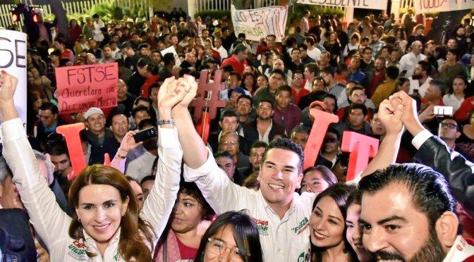 El PRI es su militancia: Alejandro Moreno Cárdenas