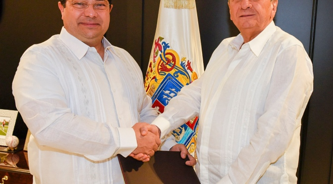 Nombra Gobernador Aysa González a nuevo titular de Codesvi de Campeche