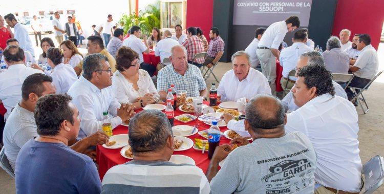04JULIO2019-CONVIVIO TRABAJADORES TALLERES SEDUOPI-RECORRIDO LABORATORIO4.jpg