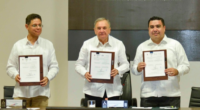 Campeche con mecanismos de vanguardia en mejora regulatoria, reconoce el titular de la CONAMER