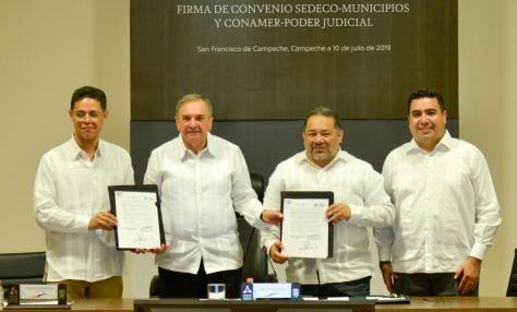 10JULIO2019-PRIMERA SESIÓN CONSEJO ESTATAL DE MEJORA REGULATORIA13