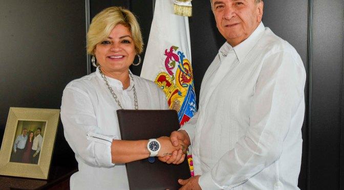 Designa el gobernador Carlos Miguel Aysa González a nueva titular de la Secretaría del Medio Ambiente de Campeche