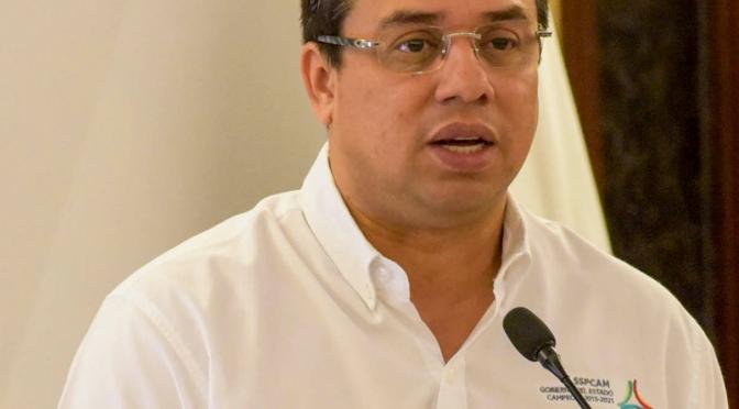 Adquirirá este año el gobierno de Campeche cerca de 100 nuevos vehículos para fortalecer seguridad