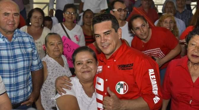 Gracias a la cohesión y unidad de su militancia, el PRI sigue siendo la mejor opción de gobierno: Alejandro Moreno Cárdenas