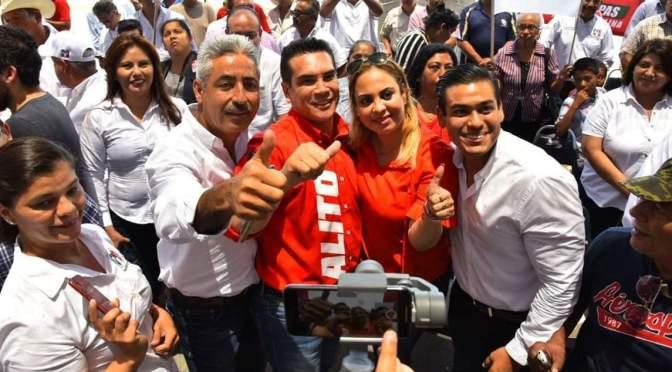 En el PRI no hay indispensables, pero todos somos importantes: Alejandro Moreno Cárdenas