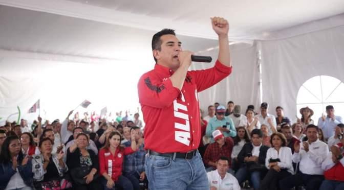 Supera Alejandro Moreno por más de 40 puntos a Ivonne Ortega en elección de dirigente nacional del PRI