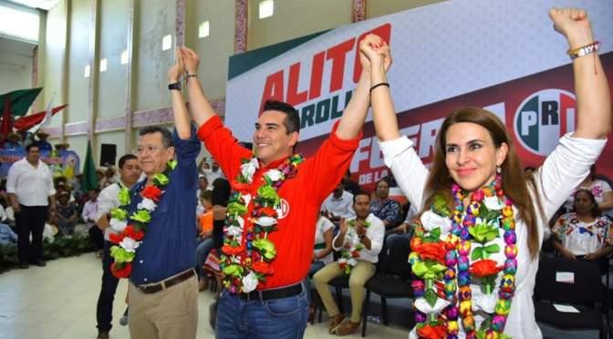 Dará Alejandro Moreno Cárdenas en el PRI mayor participación a los jóvenes