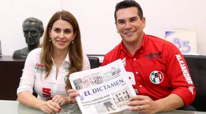 Devolveremos la confianza al pueblo, seremos un partido con voz: Alejandro Moreno Cárdenas