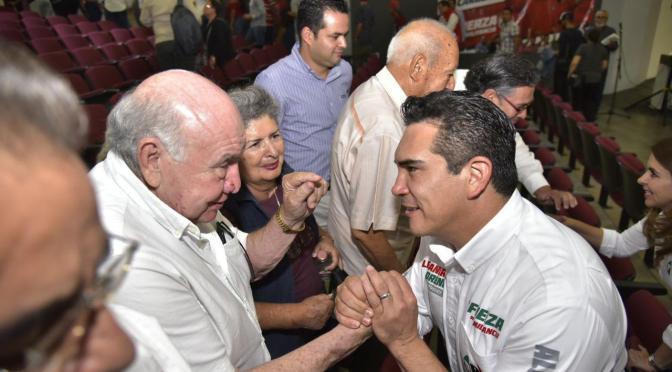 Hoy, en estos momentos complicados, es cuando el PRI demanda nuestro compromiso: Alejandro Moreno Cárdenas