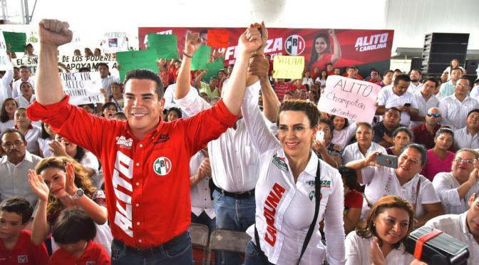 Solo con buenos resultados tendremos un PRI exitoso: Alejandro Moreno Cárdenas