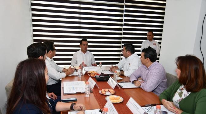 Instala secretario de Gobierno de Campeche el Gabinete Especializado de Compras