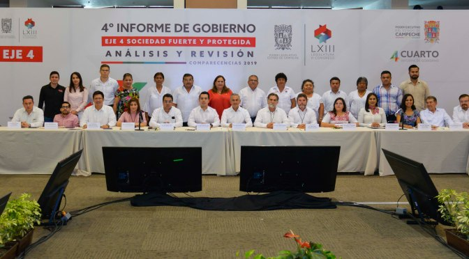 Campeche consolida gobernabilidad; es ejemplo en seguridad