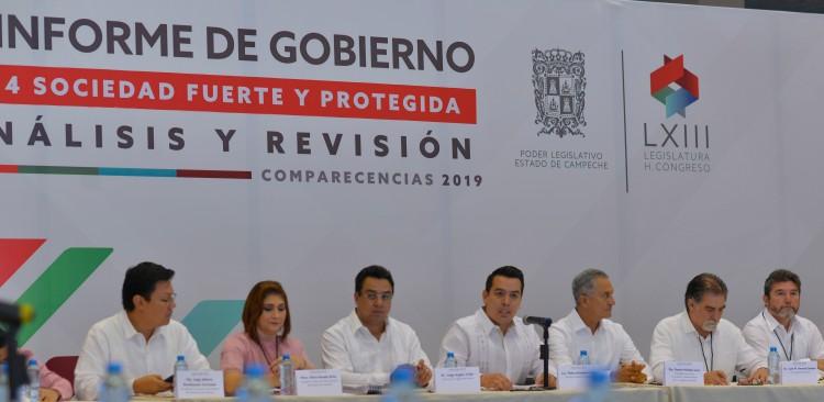 COMPARECENCIA SECRETARÍA DE GOBIERNO1