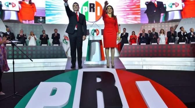 El PRI inicia hoy una nueva era; será la oposición más  digna de la historia de México: Alejandro Moreno Cárdenas