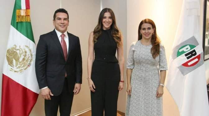 Designa Alejandro Moreno Cárdenas los primeros nombramientos