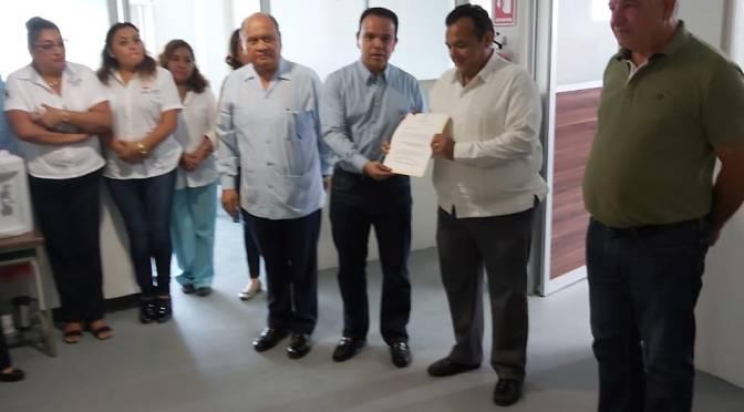 Designan a César Fernando Mier como Procurador de la Defensa de los Trabajadores al Servicio del Estado.