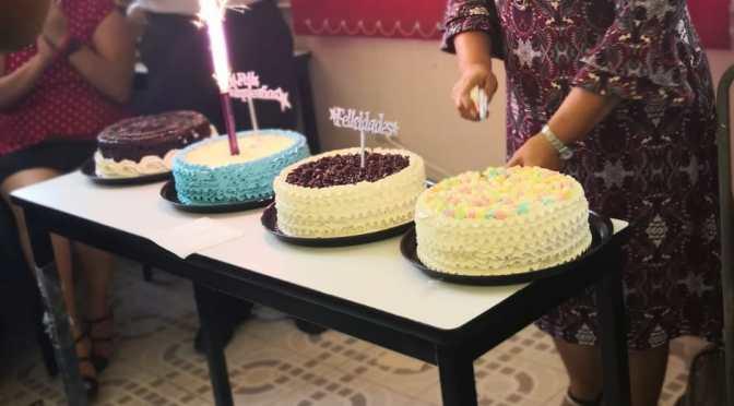 Festejan cumpleaños de  la doctora Mirian Carolina Martínez López