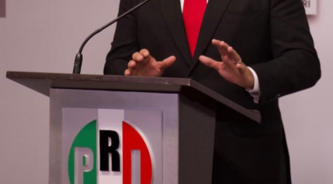 Alito, nuevo Presidente nacional del PRI tras ganar contundentemente la elección