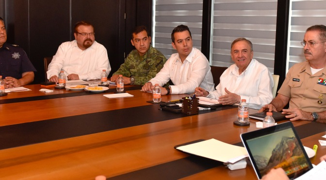Alistan seguridad para Grito de Independencia en Campeche