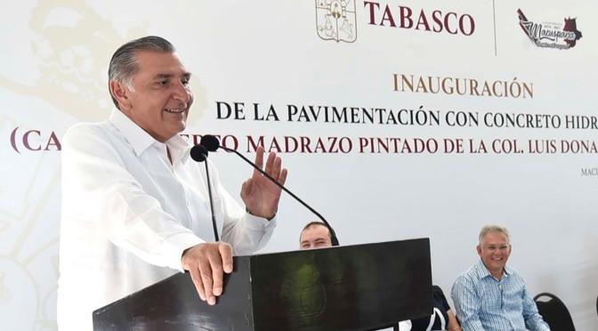 Gobierno y Pemex, de la mano por Tabasco: Adán Augusto López Hernández