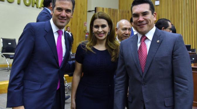 Respalda PRI plena autonomía e independencia del Instituto Nacional Electoral: Alejandro Moreno Cárdenas