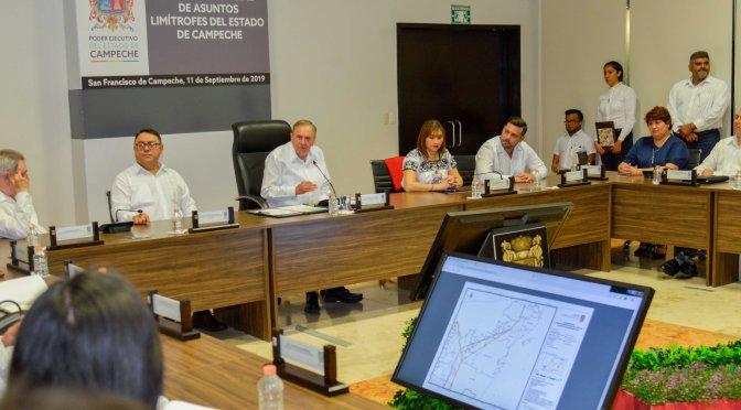 Nadie tiene derecho a cuestionar ni afectar la integridad de Campeche, afirma el gobernador Carlos Miguel Aysa González
